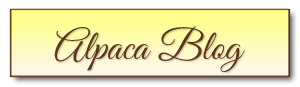 Alpaca Blog menu button
